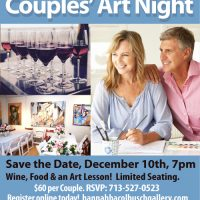 Winter Couples' Art Night