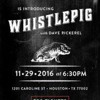 Reserve 101 — Whistlepig whiskey tasting with Dave Pickerel