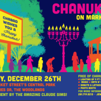 Chanukah on Market Street