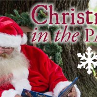Christmas in the Park (at George Ranch)
