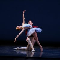 Dance Month at the Kaplan Theatre - Houston Choreographers X6 with special guest Houston Ballet II