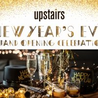 Hungry's Upstairs Bar and Lounge New Year's Eve Grand Opening Celebration