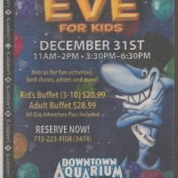 Sharkey's New Years Eve Party