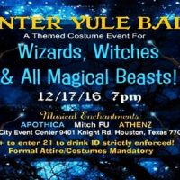 Winter Yule Ball