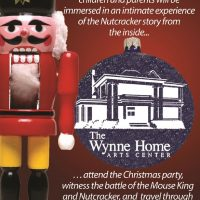 A Wynne Home Nutcracker