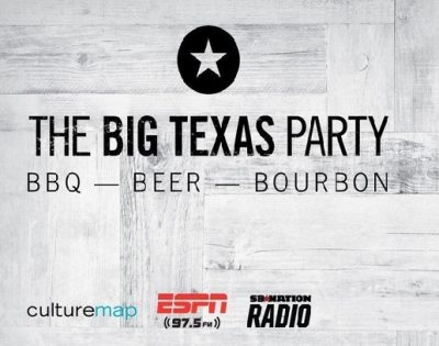The Big Texas Party presented by CultureMap Houston   Houston Arts ...
