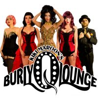 Burly Q Lounge: Houston Burlesque Varie-TEASE Show (in The Studio)