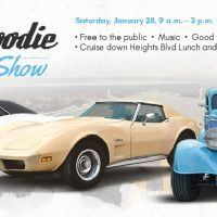 7th Annual Adolf Hoepfl Oldie & Goodie Classic Car Show
