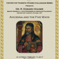 The CTS Colloquium Series: Dr. R. Edward Houser
