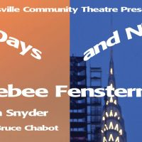 The Days and Nights of Beebee Fenstermaker