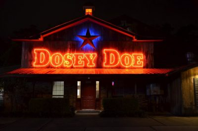 Dosey Doe Coffee House - The Big Barn