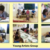 Art Classes for Kids, Saturday Afternoons! Young Artists Group