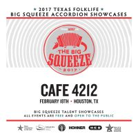 Big Squeeze Talent Showcase – Houston (at Cafe 4212)