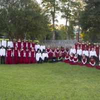 Centenary College Choir in Concert