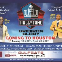 Gridiron Glory Exhibition