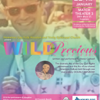 Special Benefit Performance: Wild and Precious