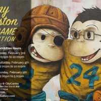 "Jimmy Houston's ""Big Game"" Exhibition"