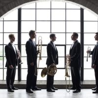 ROCO Brass Quintet: Music From the Americas (at The Woodlands United Methodist Church)