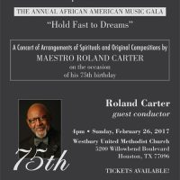 Houston Ebony Opera Guild Annual African American Music Gala