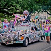 Houston Art Car Preview Celebration NEW DATE