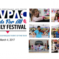2017 Annual ARTS for ALL! Family Festival