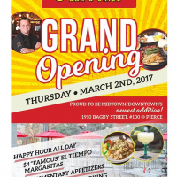 Laurenzo's Bar & Grill Grand Opening