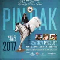 Pin Oak Charity Horse Show 2017