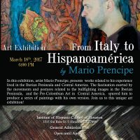 From Italy to Hispanoamerica by Mario Prencipe CANCELLED