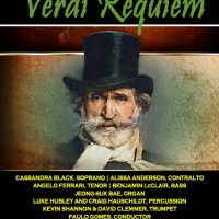 Verdi Requiem (at Clear Lake Presbyterian Church)