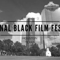 1st Annual National Black Film Festival