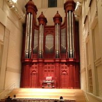 Shepherd School of Music Chamber Music with Organ