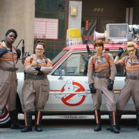 Friday Flicks on the Lawn - Ghostbusters (2016)