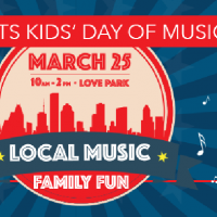 3rd Annual Heights Kids' Day of Music