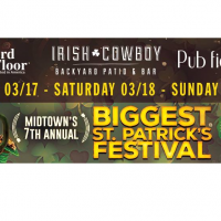 Midtown's 7th Annual Biggest St. Patrick's Festival