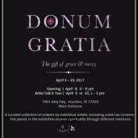 Donum Gratia: The gift of Grace & Mercy - Imago Holy Week Art Show
