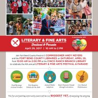 Fort Bend County Literary & Fine Arts Festival & Parade