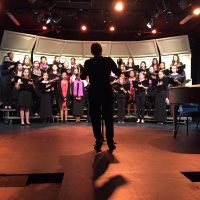 Houston Girls Chorus Premiere: The Sun and the Moon, a New Chamber Opera