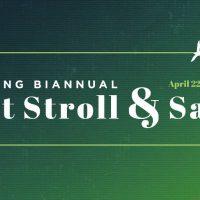 Spring Biannual Art Stroll & Sale