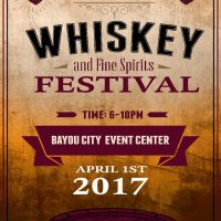 4th Annual Houston Whiskey Festival