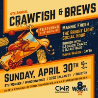 4th Annual Crawfish & Brews