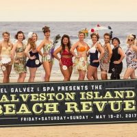 2017 Galveston Island Beach Revue