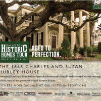 43rd Annual Galveston Historic Homes Tour