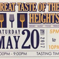 2017 Great Taste of the Heights