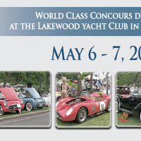 22nd Annual Keels & Wheels Concours d'Elegance