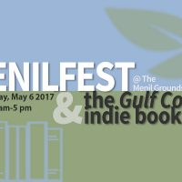 10th Annual MenilFest (& Gulf Coast Indie Book Fair)