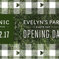 Evelyn's Park Earth Day Picnic in the Park