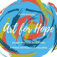 5th Annual Art for Hope