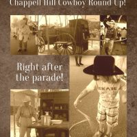Chappell Hill 4th of July Parade and Cowboy Roundup Event