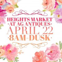 Heights Market at AG Antiques