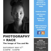 Vox Culture Know Your Neighbors Initiative: Photography+Race: The Image of You and Me